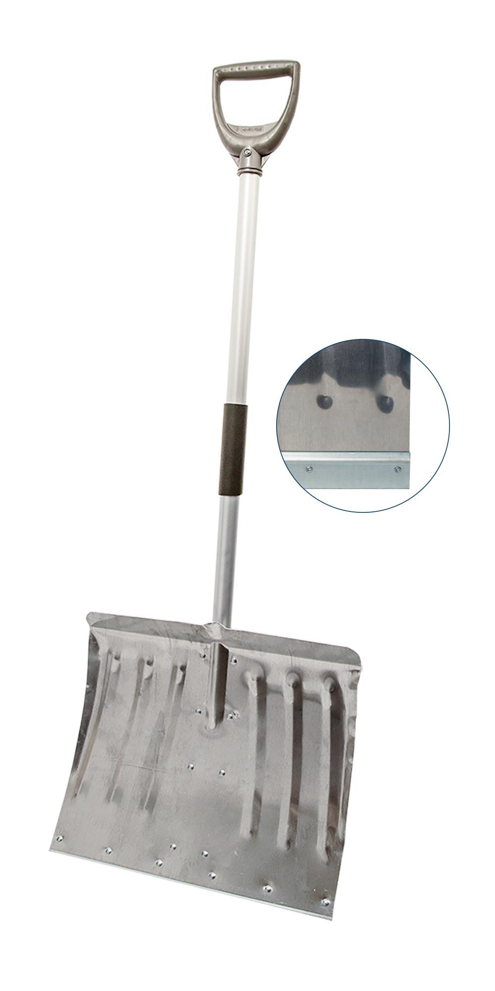 "18"" Aluminum Pathmaster Ultra Lite-Wate Snow Shovel"