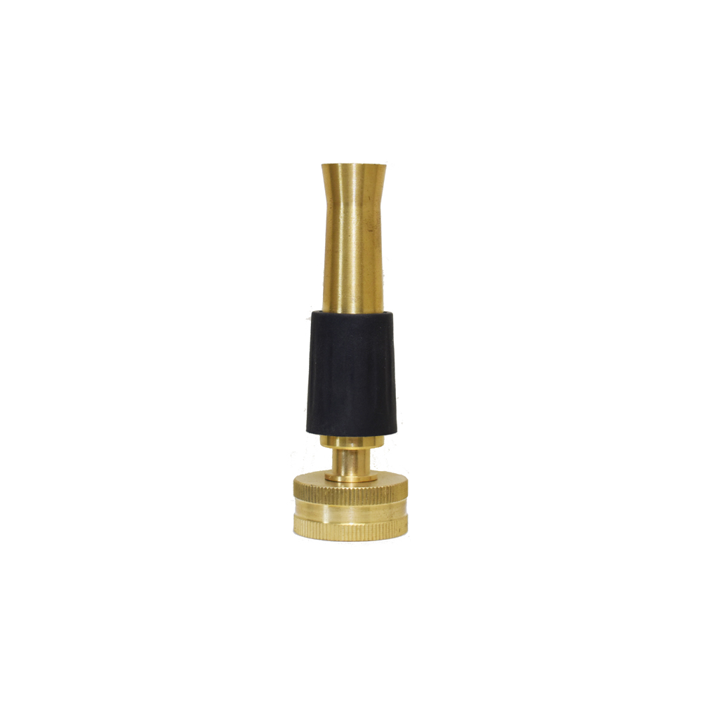 "4"" Brass Twist Nozzle"